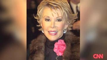 Joan Rivers, the raucous, acid-tongued comedian who crashed the male-dominated realm of late-night talk shows and turned Hollywood red carpets into danger zones for badly dressed celebrities, died Thursday. She was 81. By Mike Gertzman