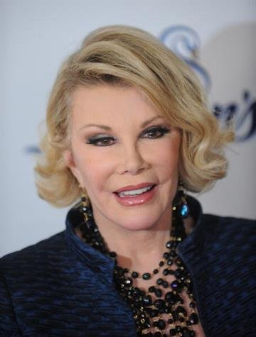"""NEW YORK - MAY 10: Joan Rivers attends """"The Celebrity Apprentice"""" season finale at the at American Museum of Natural History on May 10, 2009 in New York City. (Photo by Brad Barket/Getty Images) By Brad Barket"""