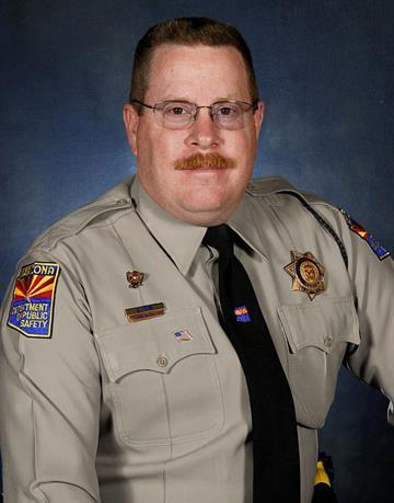 Officer Eric Lamb By Jennifer Thomas