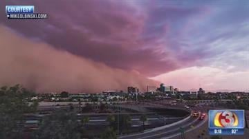 As the 2014 monsoon winds down, the season official ends on Sept. 30, storm chaser and photographer Mike Olbinski gives us one last look at this year's summer storms. By Catherine Holland