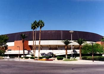 McKale Center By Andrew Michalscheck
