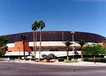McKale Center By Andrew Michalscheck