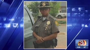 Officer Joseph Gregg By Tami Hoey
