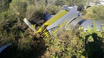 Globe plane crash By Jennifer Thomas