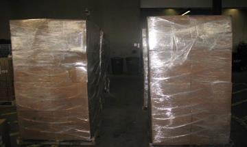 CBP officers assigned to the Mariposa Cargo Facility identified bundles of marijuana within pallets offloaded from a tractor-trailer. By Jennifer Thomas