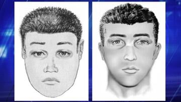 Suspect sketches in Aug. 20 and Aug. 23 sexual assaults By Jennifer Thomas