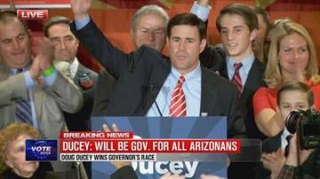 Arizona Gov.-elect Doug Ducey By Mike Gertzman