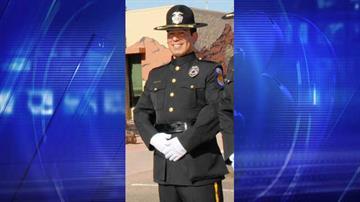Officer Jair Cabrera By Mike Gertzman