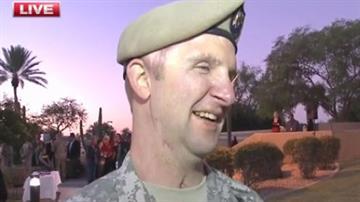 Sgt. 1st Class Cory Remsburg By Jennifer Thomas