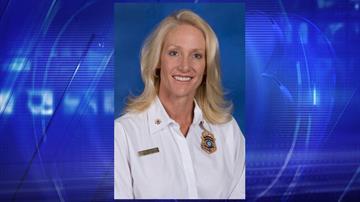 Kara Kalkbrenner has been named Phoenix's new fire chief. By Jennifer Thomas