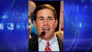 Arizona Governor-elect Doug Ducey By Jennifer Thomas