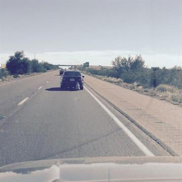 Vehicle sought in fatal hit-and-run collision along Interstate 10 near Casa Grande. By Jennifer Thomas