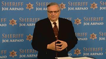 Sheriff Joe Arpaio By Mike Gertzman