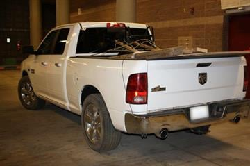 Dodge Ram seizure By Christina O'Haver