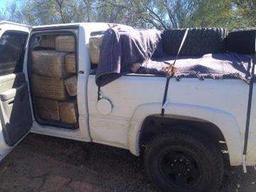 Chevrolet truck seizure By Christina O'Haver