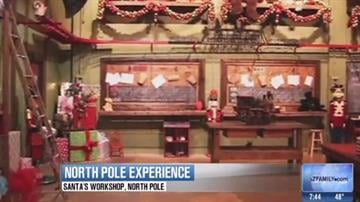 The magic of Christmas comes alive at the North Pole Experience in Flagstaff. By Tami Hoey