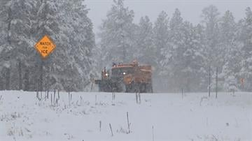 File photo of snowplow By Jennifer Thomas