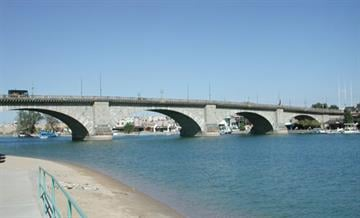 London Bridge in Lake Havasu City By Catherine Holland