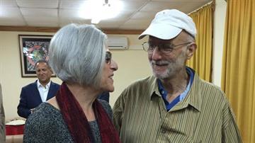 Alan and Judy Gross By Jennifer Thomas