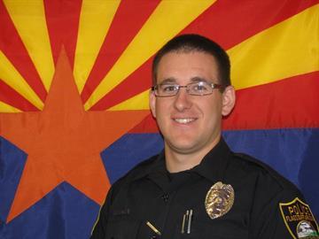 Officer Tyler Stewart By Christina O'Haver