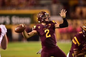 9) Maroon Monsoon: Monochromatic looks are usually bad, but the all maroons are sharp when paired with the big fork helmet. By Brad Denny