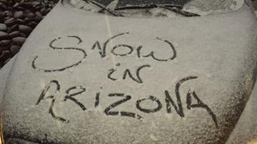 Snow in Cottonwood By Jennifer Thomas