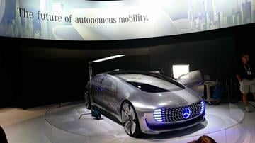 Autonomous driving technology is being shown by virtually every car manufacturer By Mike Gertzman
