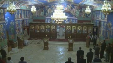St. Nicholas Serbian Orthodox Church By Jennifer Thomas