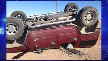 Carjacking suspect flips a stolen Hummer SUV By Jennifer Thomas