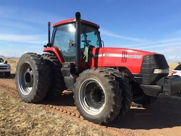 Suspect is apprehended on stolen tractor By Jennifer Thomas