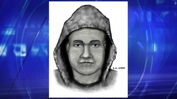 Composite sketch of armed robbery suspect By Jennifer Thomas