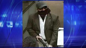 Bank robbery on Jan. 13, 2015 By Jennifer Thomas