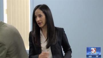 Deputy Director Sabrina Vazquez By Mike Gertzman