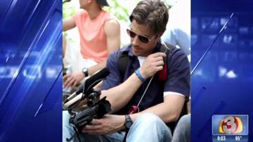 James Foley By Christina O'Haver