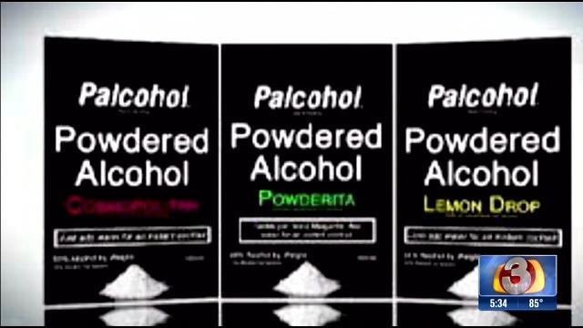 Palcohol creator Mark Phillips is hoping to get the product into liquor stores starting this summer.