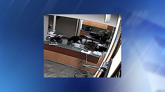 Image from surveillance video (Source: Glendale Police Department)