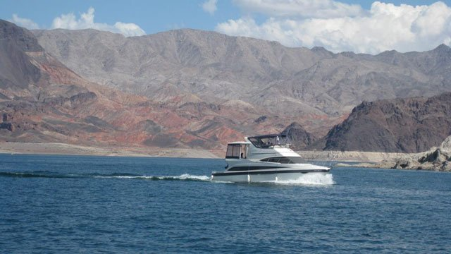 Lake Mead (Source: Facebook -- National Park Service)