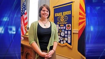 Kayla Mueller (Source: Photo courtesy of family)