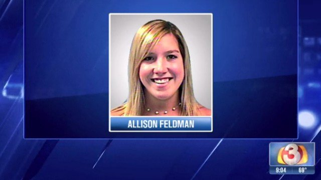 Older photo of Allison Feldman