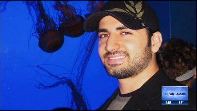 Hekmati lef the U.S. to visit his grandmother and extended family nearly four years ago. (Source: 3TV)