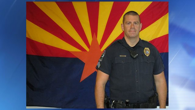 Sgt. Jeremy Daniels (Source: Arizona Department of Public Safety)