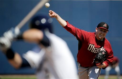 Trevor Cahill (AP Images)