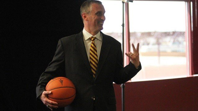 Bobby Hurley (Photo: ASU)