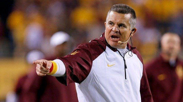 ASU head coach Todd Graham gets a key 2016 commit.