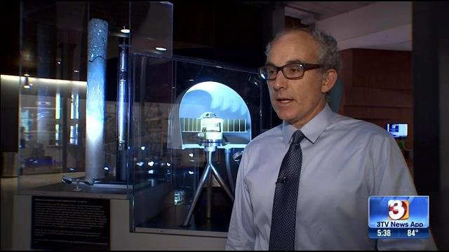 Ramon Arrowsmith, professor of geology in the School of Earth and Space Exploration at ASU (Source: KPHO/KTVK)