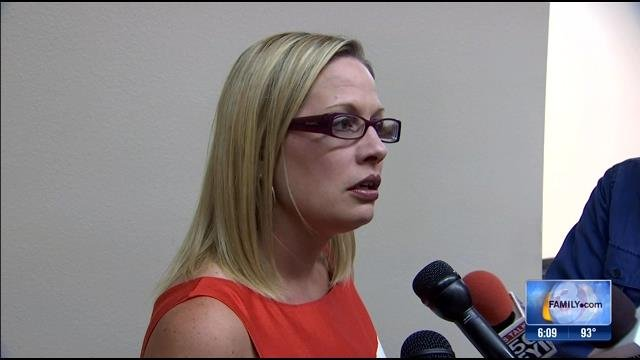 Arizona Rep. Sinema open to running for Senate against Flake