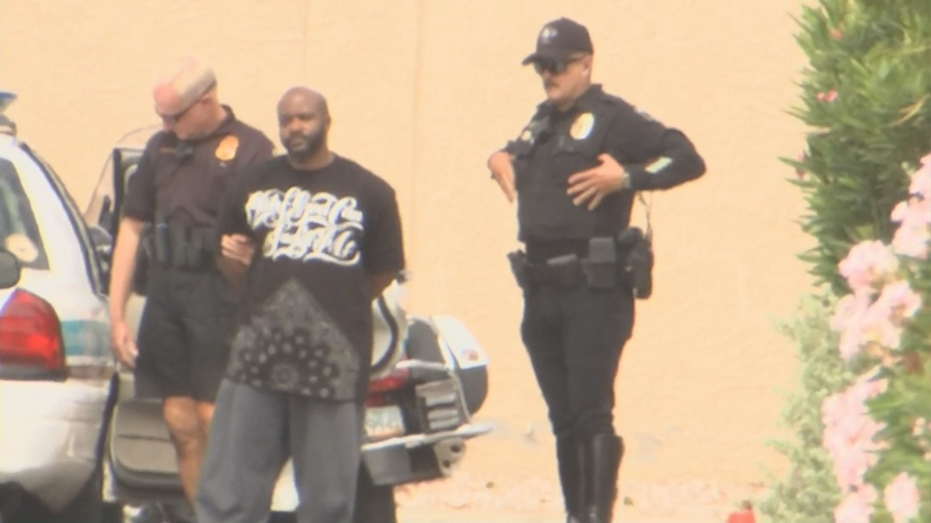 Police arrested Jackson shortly after he robbed a Credit Union West Monday morning. (Source: 3TV)