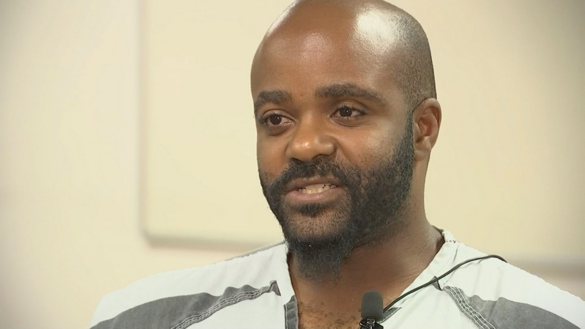 Jackson got out of prison in March after serving more than seven years for a string of armed robberies. (Source: 3TV)
