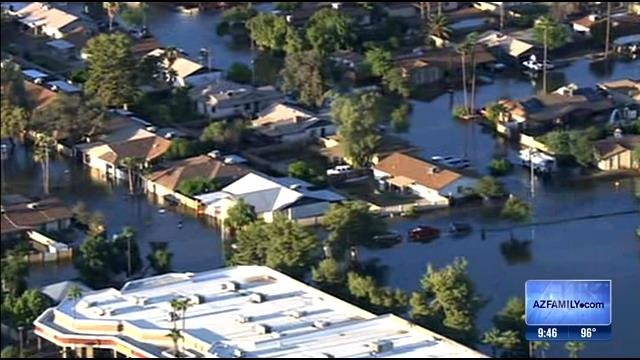 When floods hit, scammers are not far behind. (Source: 3TV)