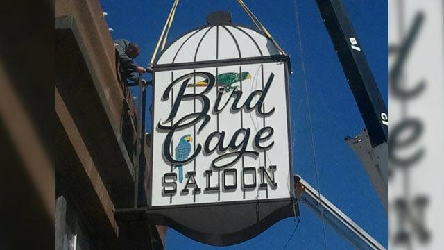 (Source: Bird Cage Saloon via Facebook)